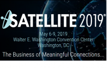 Callisto at Satellite 2019 in Washington